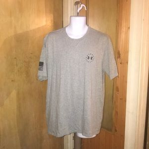 Under Armour 2XL FREEDOM Wounded Warrior Project T